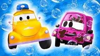 Автомойка Эвакуатора Тома и Малышка Сьюзи  | Мультфильмы с машинками для детей
