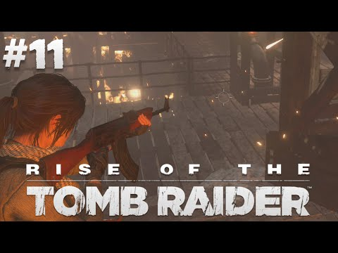 [GEJMR] Rise of the Tomb Raider - EP 11 - Na cestě za Jacobem!