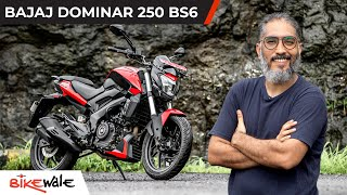 2020 Bajaj Dominar 250 BS6 Review | It's Better Than We Thought! | BikeWale
