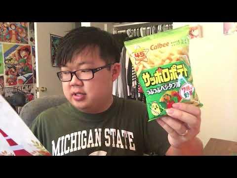 Unboxing Japanese Candy (TokyoTreat November 2017)