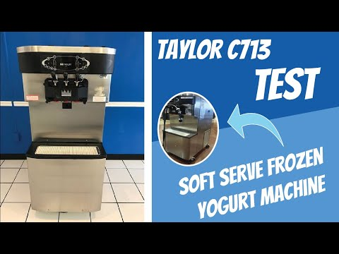 Used Taylor C-713 Machines (2011-2013 models, multiple units available)