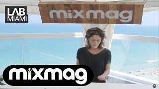 Francesca Lombardo - Tech House DJ set in the Mixmag Lab Miami