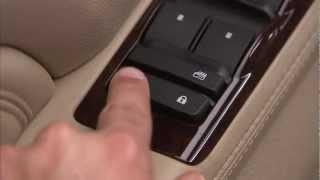 Escalade: Power Door Locks