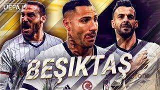 Beşiktaş | GREATEST European Goals & Highlights | Tosun, Quaresma, Negredo