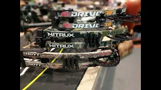 Nitrux, PowerMax and Drive X Review