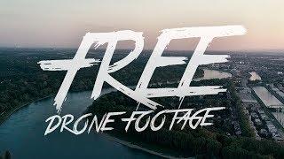 FREE TO USE DJI MAVIC PRODRONE FOOTAGE! DOWNLOAD IN DESC