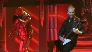 """Firepower (1st Time live) & Running Wild"" Judas Priest@Wilkes-Barre, PA 3/13/18"