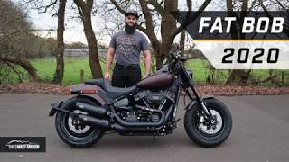 Walkthrough Talkthrough | 2020 Harley-Davidson Fat Bob
