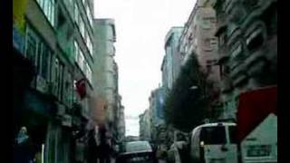 preview picture of video 'Samsun Çiftlik Caddesi'
