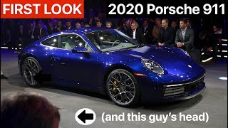 2020 Porsche 911 (992 Generation) - FIRST LOOK