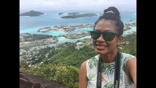 Copolia Trail, Seychelles