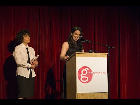 Abbi Jacobson Speech at Fifth Annual Girls Write Now Awards