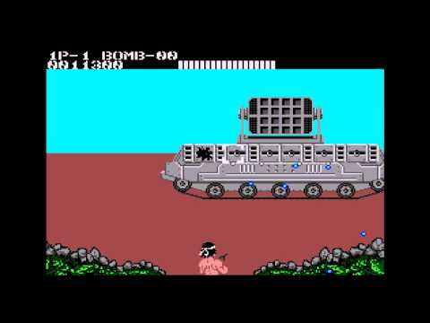 Double Hawk ... (Master System) 60fps