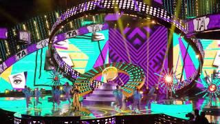 Latin AMAs 2018   Anitta Medicina   Live Performance