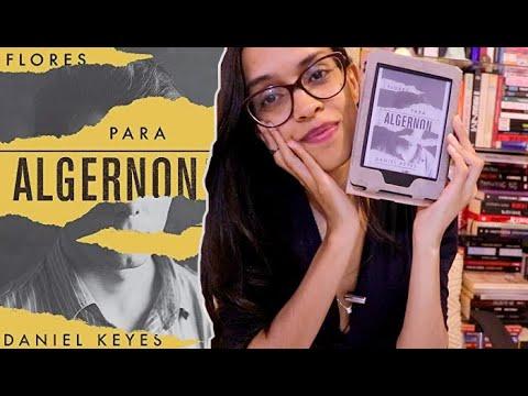 FLORES PARA ALGERNON, de Daniel Keyes | Amanda Azevedo