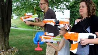 Nerf War: The Olympics