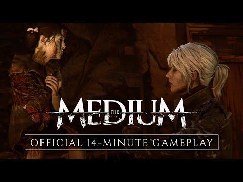 The Medium : 14 minutes de gameplay de The Medium
