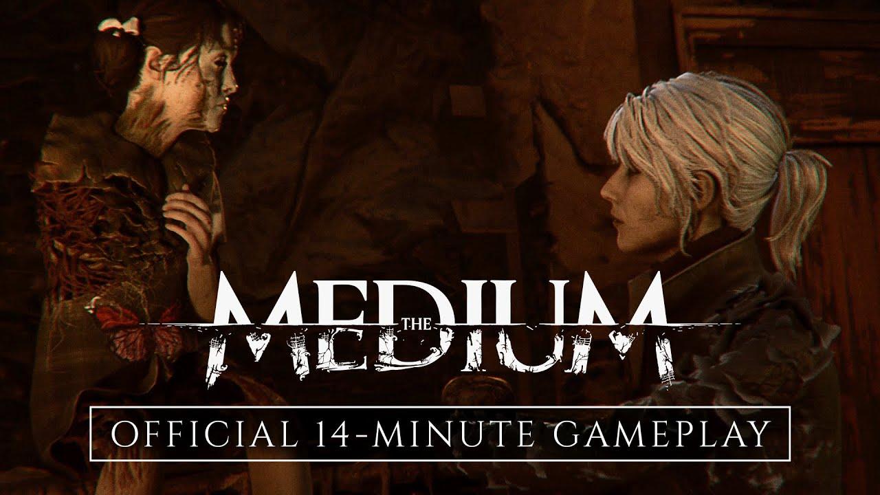 Геймплейный трейлер игры Medium, The