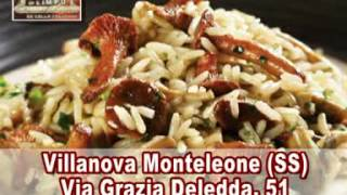 preview picture of video 'PIZZERIA TRATTORIA OLIMPO CUCINA TIPICA VILLANOVA MONTELEONE (SASSARI)'