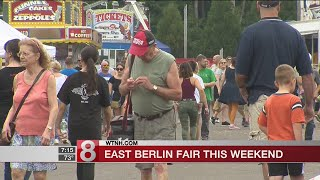 East Berlin Fair bringing food and fun to Connecticut residents