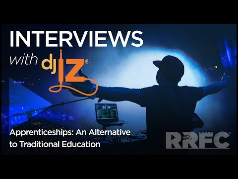 DJ IZ: Apprenticeships: An Alternative to Traditional Education