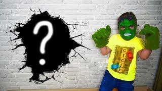 ОТКУДА у Матвея СУПЕРСИЛА??? Что ПРОИЗОШЛО??? Папа в ШОКЕ!!! Видео для детей Video For Kids Матвей