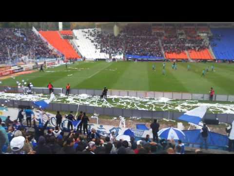 """hinchada godoy cruz 1 belgrano 0 gol Pol Fernandez vamos el expreso emmanuel gol"" Barra: La Banda del Expreso • Club: Godoy Cruz"