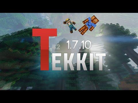 Tekkit 1.7.10 s Graníkem a Holem | ProjectE a dům | Part. 2
