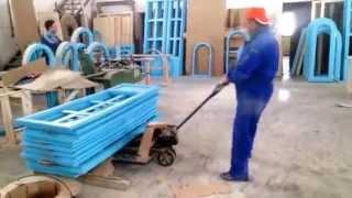 preview picture of video 'Fábrica Ventanas Dominador.'