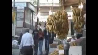 preview picture of video 'Tours-TV.com: Bazaar in Irbid'
