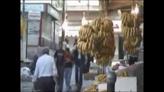 preview picture of video 'Tours-TV.com: Bazaar in Irbid'