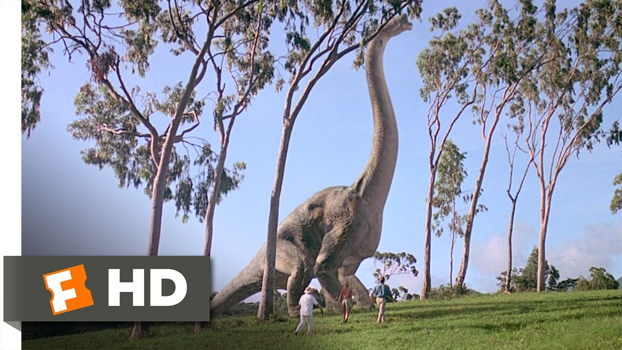 Australian Billionaire Wants To Build Jurassic Park-Style Resort