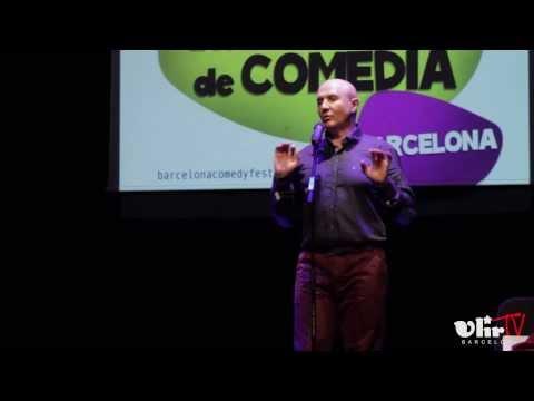 Barcelona Comedy Fest_Николай Лукинский | Vlir TV