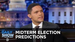 The Problem with Political Predictions - Between the Scenes   The Daily Show