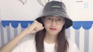 190401 SNH48 Huang TingTing _ D-1 °Everybody Go°