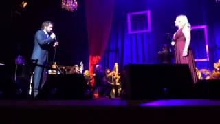 Josh Groban Louise Dearman If I Loved You Manchester 11282015