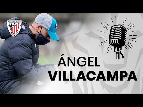 🎙 Ángel Villacampa I pre Valencia FCF – Athletic Club I J4 Primera Iberdrola
