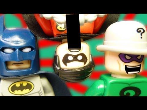 Vidéo LEGO DC Comics Super Heroes 6857 : L'échappée de la fête foraine