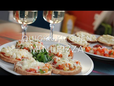 Mini Pizza | Cheese bread | garlic toast | Easy mini cheese pizza recipe