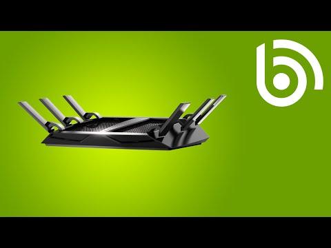 NETGEAR R8000 Nighthawk X6 AC3200 Tri-Band WiFi 5 Broadband