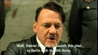 Hitler Plans To Become An Antic Master