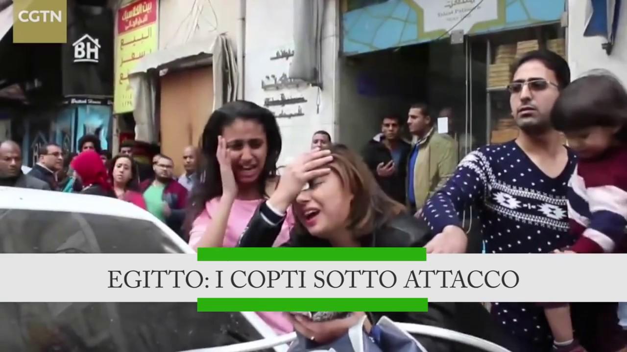 Egitto: i copti sotto attacco