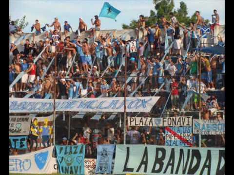 """""""CADU TE AMO.wmv"""" Barra: La Banda de Villa Fox • Club: CADU • País: Argentina"""