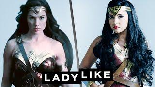 We Transformed Into Superheroes!• Ladylike - Video Youtube