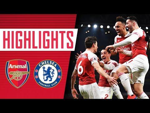 Arsenal 2 - 0 Chelsea | Goals & highlights