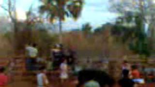 preview picture of video 'Maxcanu charlotada en sanpatricio 2010'
