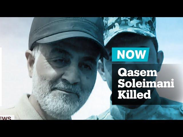 Qasem Soleimani killed in Baghdad air strike