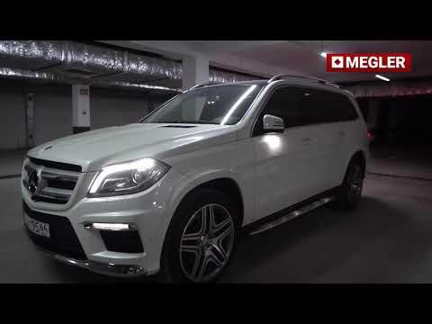Купить авто Mercedes-Benz GL-класс фото
