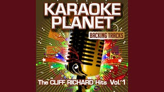 Miss You Nights (Karaoke Version In the Art of Cliff Richard)