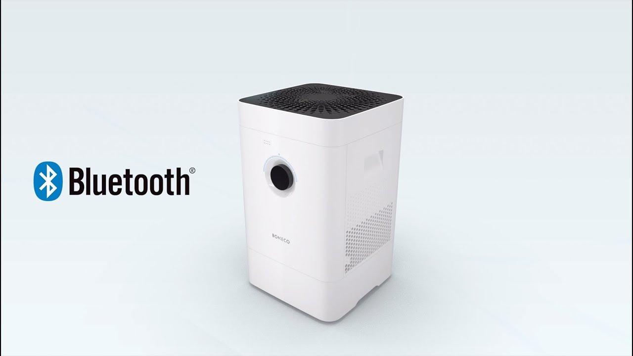 Boneco H300 Luftbefeuchter-//reiniger Blanco